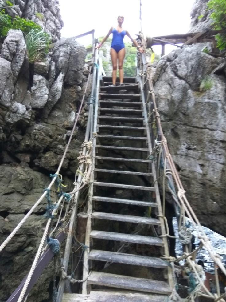 escaleras-maya-bay